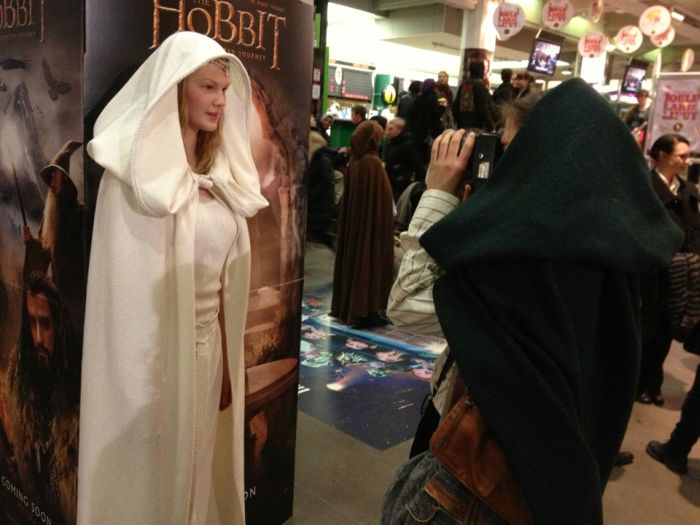 Costume for The Hobbit Premier