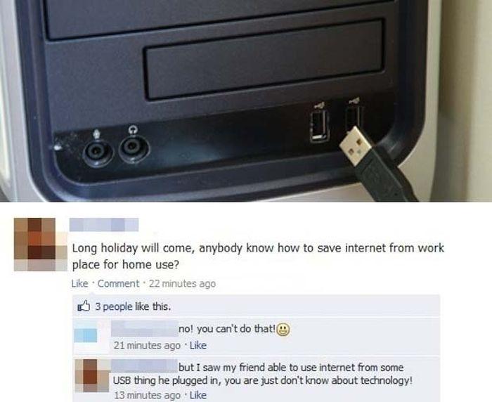 Facebook Fails