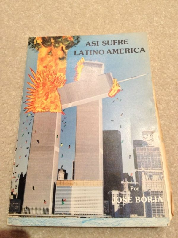 Cover Of A Book from 1983, part 1983