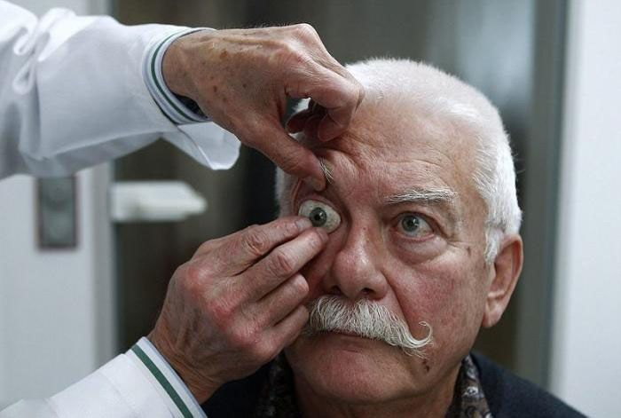 Great Prosthetic Eyes