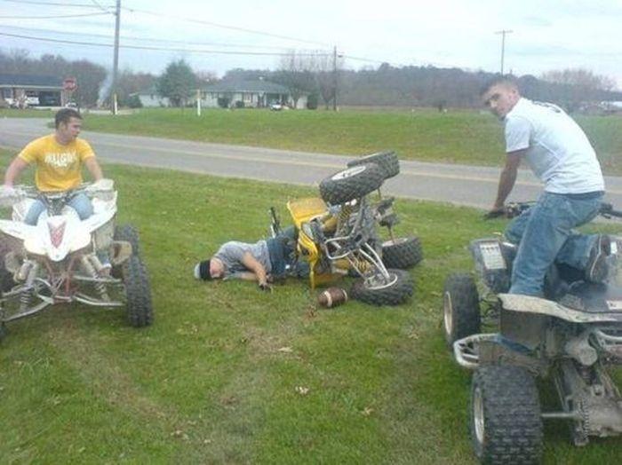 Crashes and Stuff