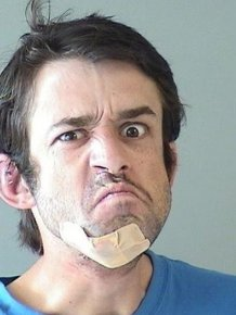 The Best Mugshots Of 2012