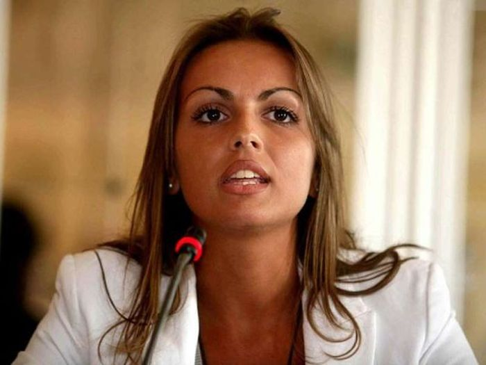 Photos of Francesca Pascale, Berlusconi's Bride