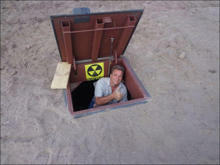 Doomsday Bunker in California