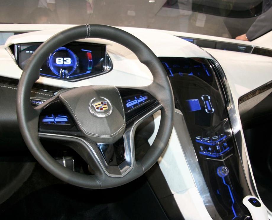 Electric Cadillac 2014 ELR