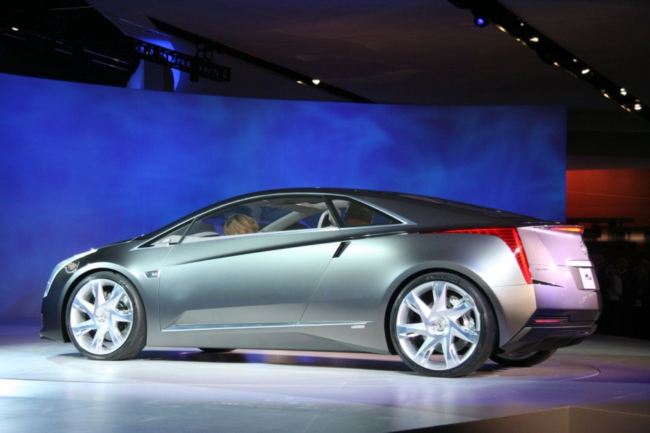 Electric Cadillac 2014 ELR | Vehicles