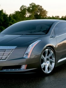 Electric Cadillac 2014 ELR