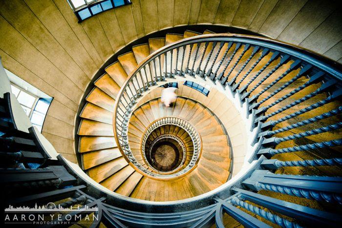 Spiral Staircase Photos