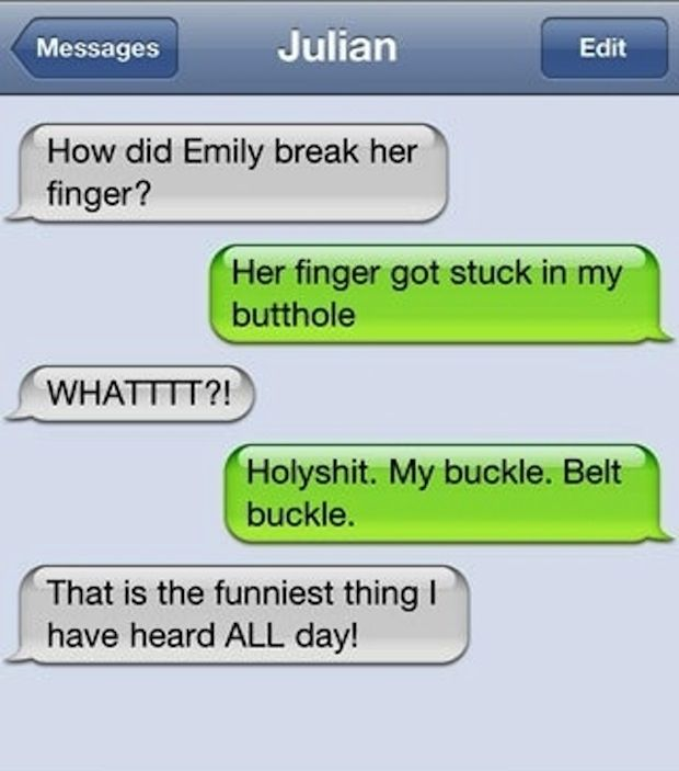 The Funniest AutoCorrects of the Year