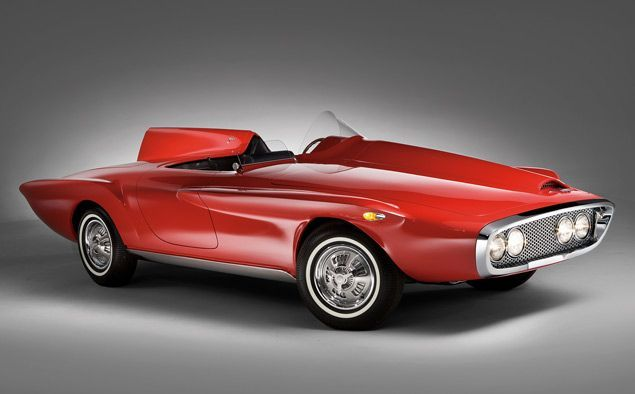 American concept cars from the past   Vehicles