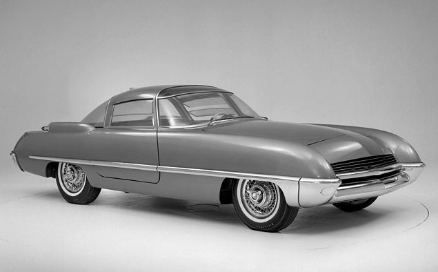 Mercedes Benz Amg >> American concept cars from the past | Vehicles
