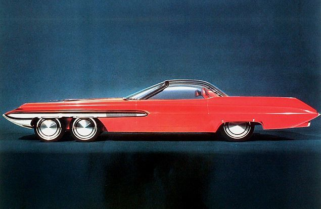American concept cars from the past | Vehicles