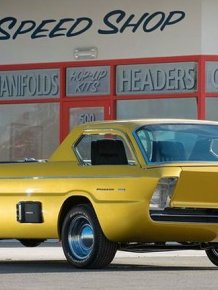 American concept cars from the past