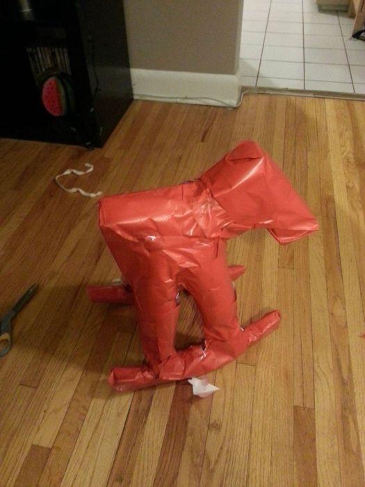 White Elephant Gift Wrapping