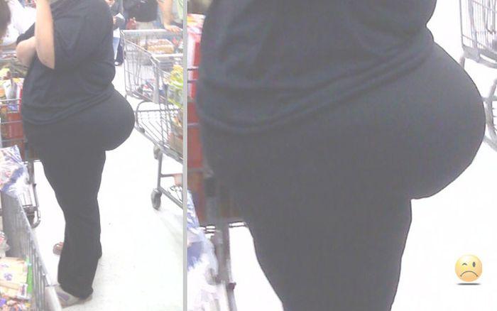 White bubble butt-8535