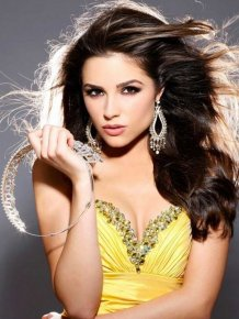 Hottest photos of Miss Universe Olivia Culpo