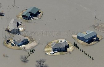Incredible Red River Flood