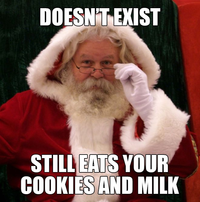Scumbag Santa