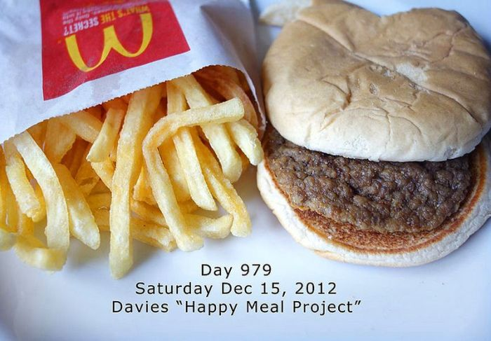 Happy Meal Project