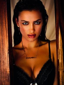 Hottest Photos of Irina Shayk