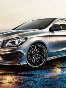 Mercedes-Benz CLA - first official photos