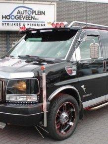GMC Savana Limousine