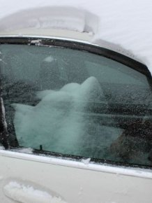 Always Keep Your Car's Sunroof Closed in Winter