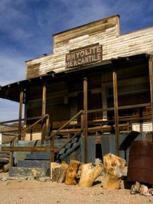 Nevada's Ghost Towns