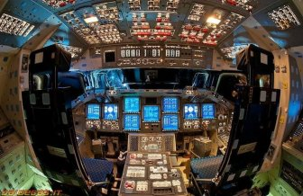 Spaceships from inside