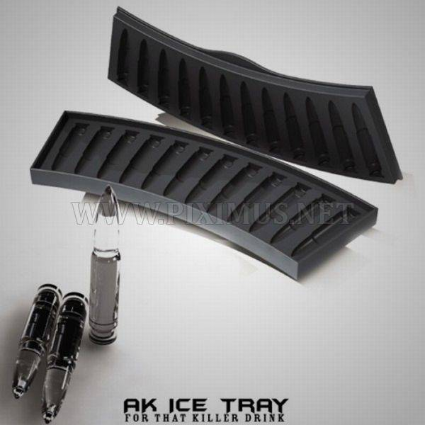 Everyday Items Designed With Deadly Weapons