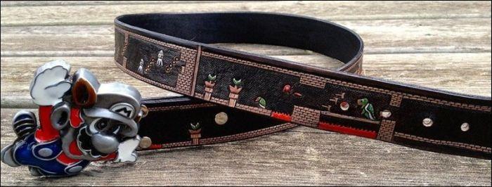 Super Mario Belt