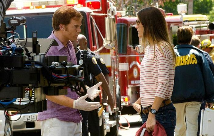 Dexter Behind the Scenes