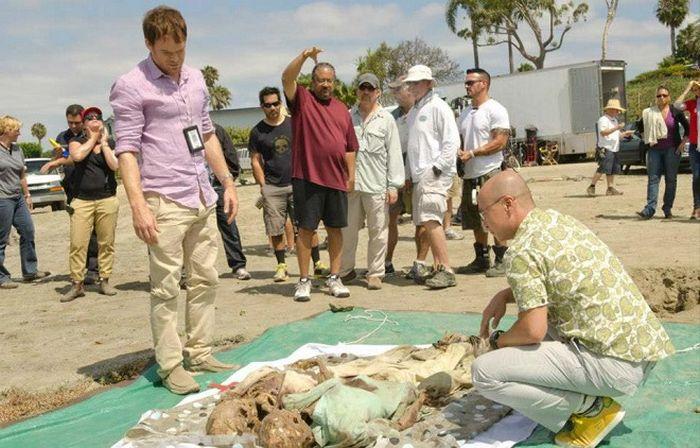 Dexter Behind the Scenes