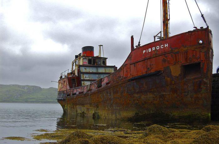Abandoned Ships