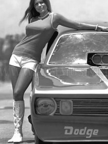 Retro Cars and Girls