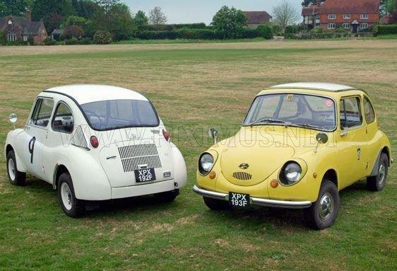 Old vs New Cars