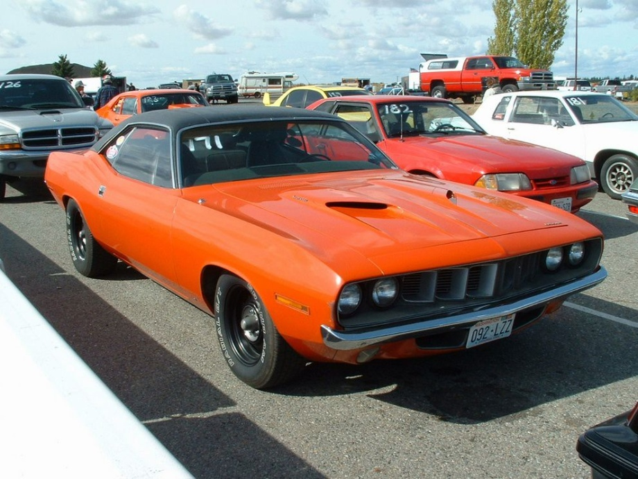 American Muscle Cars, part 9 | Vehicles