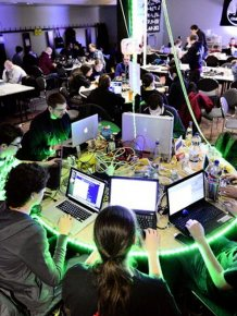 World Congress of hackers