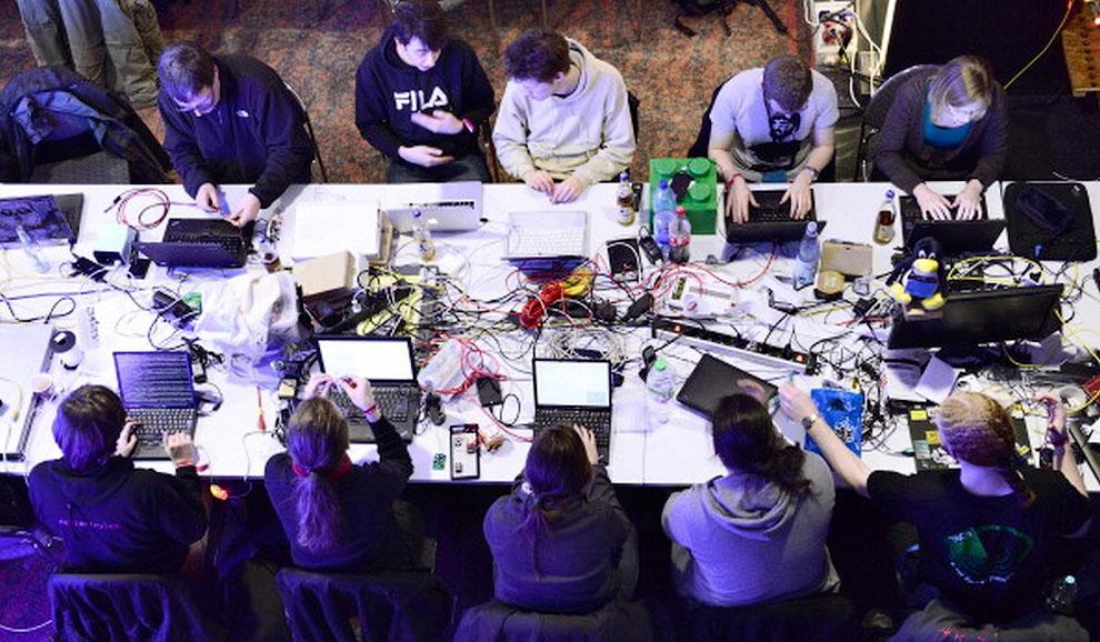 World Congress of hackers
