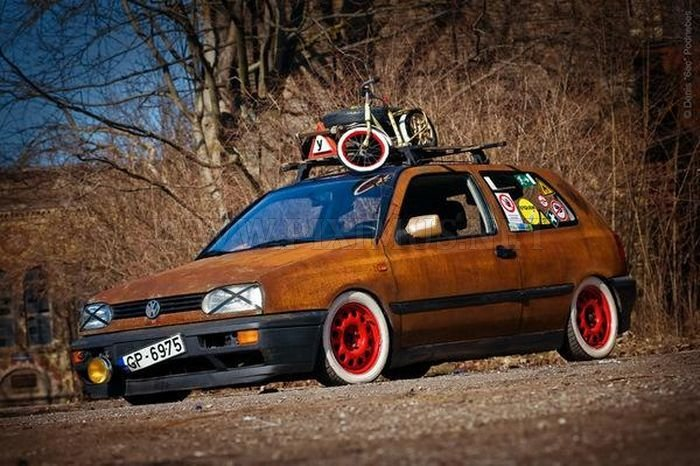 Vw Tuning Vehicles