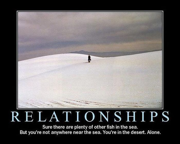Forever Alone, part 3