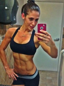 Bella Falconi - hot and fit