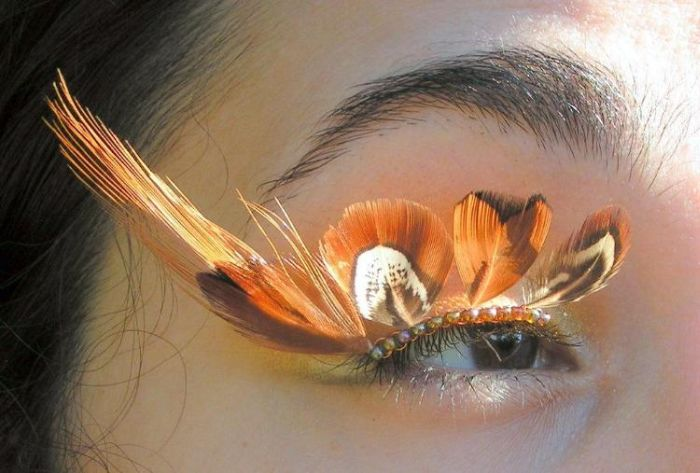 Eyelash Decoration