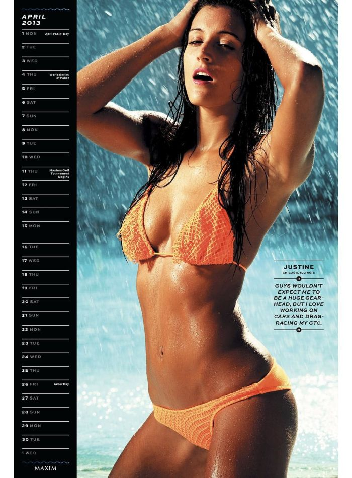 Maxim Hometown Hotties 2013
