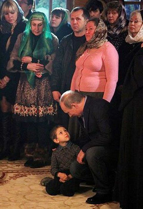 What Did Putin Say?