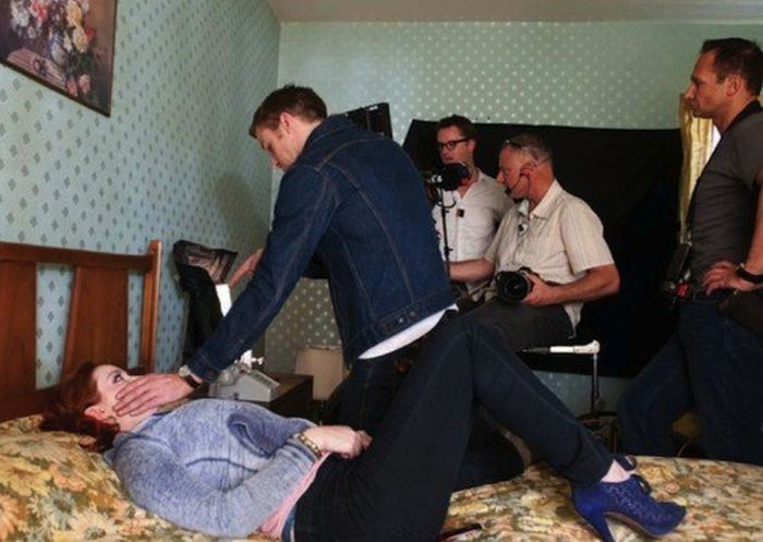 Behind the Scenes of the Famous Movies, part 4