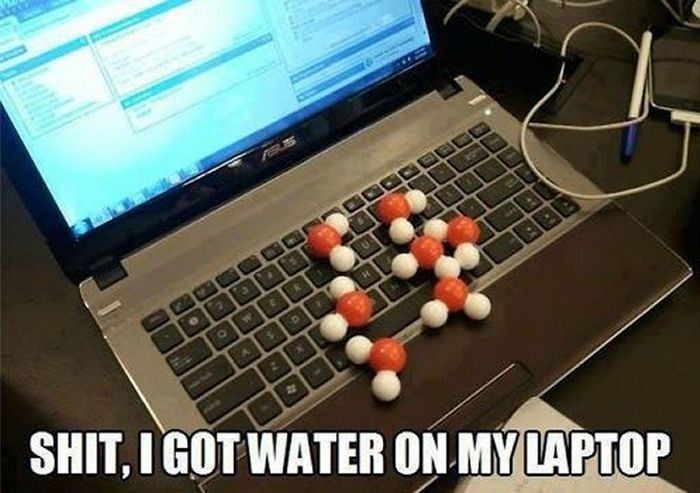 Nerdy Science Jokes, part 2