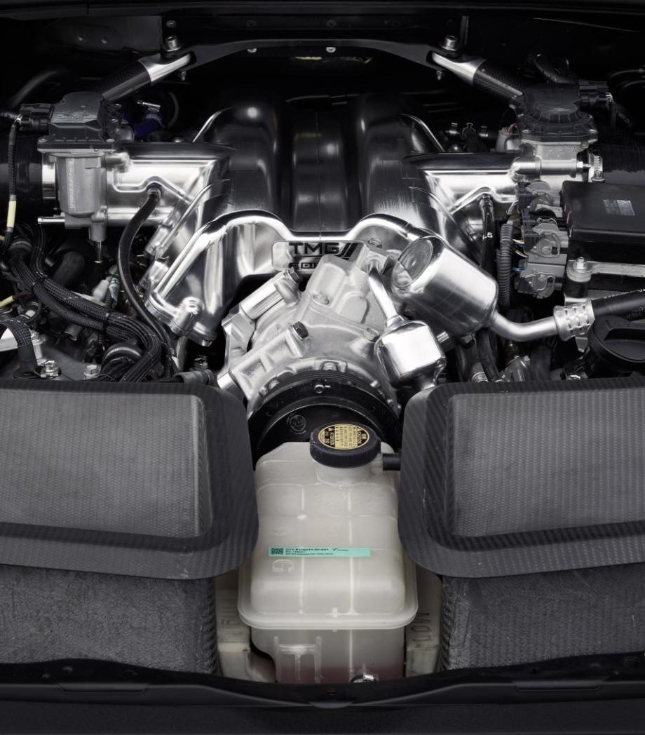 Lexus LS460 TMG Sports 650hp