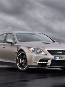 Lexus LS460 TMG Sports 650hp