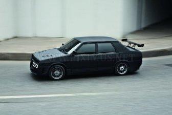 Black angel - VAZ 21099